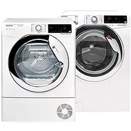 HOOVER DXOA 610AHC3/1-S + HOOVER DX H10A2TCEX-S