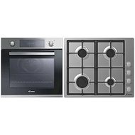 CANDY FCP 605 X / E CANDY CHG6LX - Oven & cooktop set