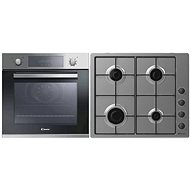 CANDY FCP 605 X / E CANDY CHW6LBX - Oven & cooktop set