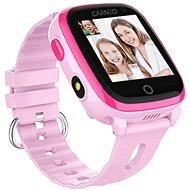 Chytré hodinky Carneo GuardKid+ 4G pink