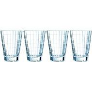CRISTAL D´ARQUES Sklenice na vodu LD 360ml IROKO 4ks - Sklenice na studené nápoje