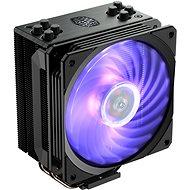 Cooler Master HYPER 212 RGB BLACK EDITION - Chladič na procesor