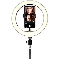 GELID LUX Tri-Colour LED Ring Light - Selfie-Stick