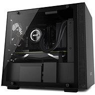 NZXT skříň H200 černá - Počítačová skříň