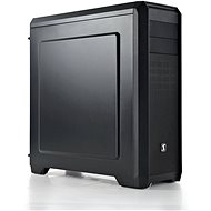 SilentiumPC Regnum RG4 Pure Black - Počítačová skříň