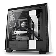 NZXT cabinet H700 white - PC Case