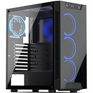 SilentiumPC Armis AR5X TG RGB - Počítačová skříň