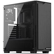 SilentiumPC Regnum RG1 TG Pure Black - Počítačová skříň