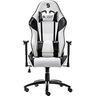 SilentiumPC Gear SR300 bílá - Herní židle