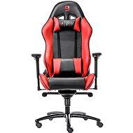 SilentiumPC Gear SR500 červená - Herní židle