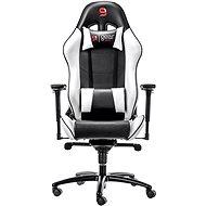 SilentiumPC Gear SR500 bílá - Herní židle