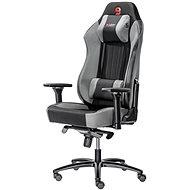 SilentiumPC Gear SR700 šedá - Herní židle
