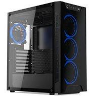 SilentiumPC Armis AR6X TG RGB - Počítačová skříň