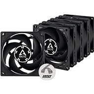 Ventilátor do PC ARCTIC P8 PWM PST Value pack (5ks)