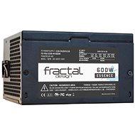 VYROBA Fractal Design Essence 600W - Počítačový zdroj