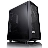Fractal Design Meshify C Dark Tempered Glass
