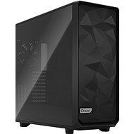Fractal Design Meshify 2 XL Black TG Light - Počítačová skříň