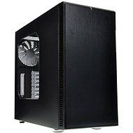 Fractal Design Define R4 Black Pearl - Window - Počítačová skříň