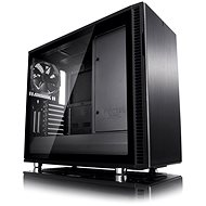 Fractal Design Define R6 USB-C Tempered Glass Blackout