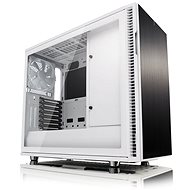 Fractal Design Define R6 USB-C  Tempered Glass White