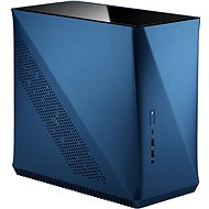 Fractal Design Era ITX Cobalt Tempered Glass - Počítačová skříň