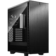Počítačová skříň Fractal Design Define 7 Compact Black - Dark TG
