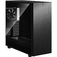 Fractal Design Define 7 XL Black - Dark TG - Počítačová skříň