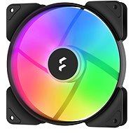 Fractal Design Aspect 14 RGB PWM Black Frame - Ventilátor do PC