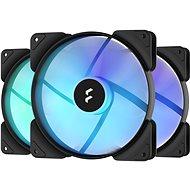 Fractal Design Aspect 14 RGB Black Frame (3pack) - Ventilátor do PC