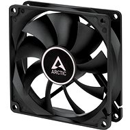 ARCTIC F9 PWM PST Black - Ventilátor do PC