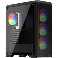 SilentiumPC Ventum VT4V EVO TG ARGB - Počítačová skříň