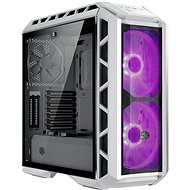 Cooler Master MasterCase H500P Mesh White - Počítačová skříň