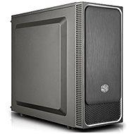 Cooler Master MasterBox E500L stříbrná - Počítačová skříň