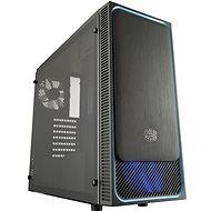 Cooler Master MasterBox E500L modrá - Počítačová skříň