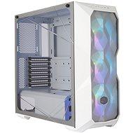 Cooler Master MasterBox TD500 Mesh White - Počítačová skříň