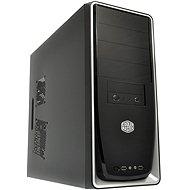 Cooler Master Elite 310 černo-stříbrná - Počítačová skříň