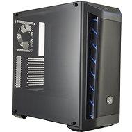 Cooler Master MasterBox MB511 Mesh Blue Trim - Počítačová skříň