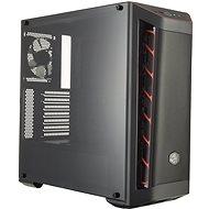 Cooler Master MasterBox MB511 Mesh Red Trim - Počítačová skříň