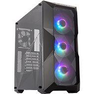Cooler Master MasterBox TD500 Acrylic ARGB - Počítačová skříň