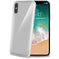 CELLY Gelskin pro Apple iPhone X colourless - Mobile Case