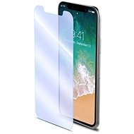 CELLY Glass antiblueray pro Apple iPhone X/XS - Ochranné sklo