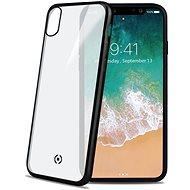 CELLY Laser pro iPhone X//XS černý - Kryt na mobil