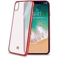 CELLY Laser pro iPhone X/XS červený - Ochranný kryt