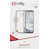 CELLY Laser pro Samsung Galaxy S9 stříbrné - Pouzdro na mobilní telefon