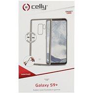 CELLY Laser pro Samsung Galaxy S9+ stříbrné - Pouzdro na mobil