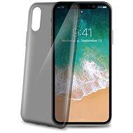 CELLY Ultrathin pro iPhone X//XS černý - Kryt na mobil