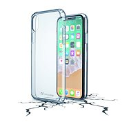 Cellularline CLEAR DUO pro iPhone X - Ochranný kryt