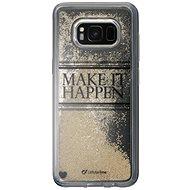 Cellularline Stardust pro Samsung Galaxy S8 motiv Happen
