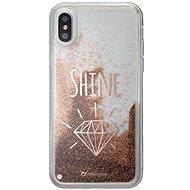 Cellularline Stardust pro Apple iPhone X motiv Shine