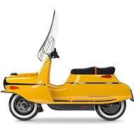 Čezeta typ 506/01 - Žlutá retro - Elektrická motorka
